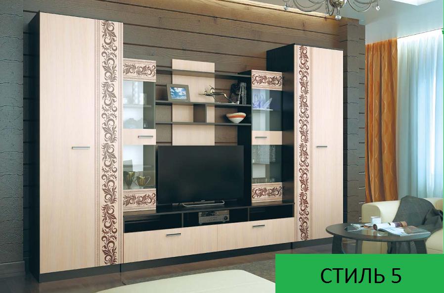 Мебель для гостиной в Самаре