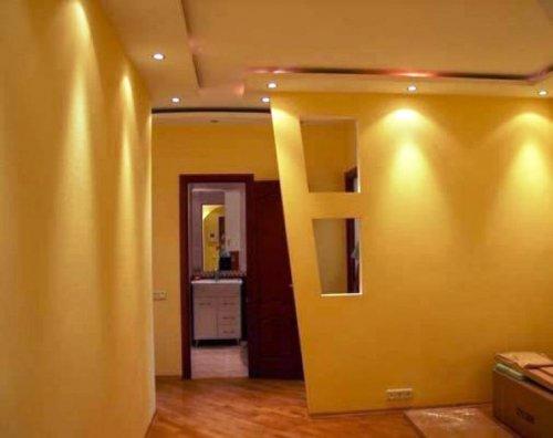 Ремонт комнаты 18 кв метров, цена под ключ в Москве, фото